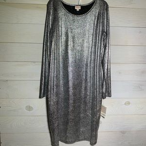 LuLaRoe Elegant Debbie dress